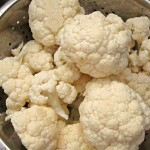 "Cauliflower ""Mashed Potatoes"""