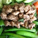 Five Spice Tamarind Braised Minced Chicken