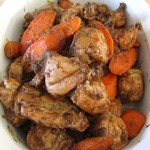 Sweet and Sour Braised Chicken