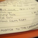 March Challenge