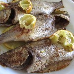 Easy Baked Whole Fish