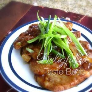 Easy Caramelized Pork Loin