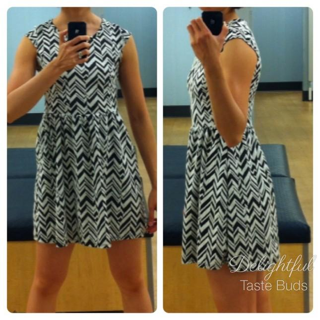 One thing: Empire waist dress style doesn't suit me NOR flattering my figure at all! It totally hides my curves! Unfortunately so many dresses nowdays are in this style *sigh*