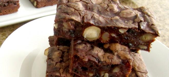 Gluten Free Chewy Brownie