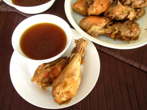 Chicken Drumsticks Stew